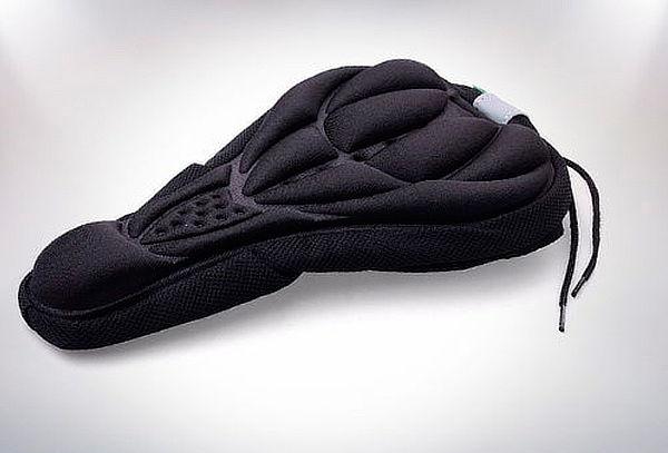Cubre Sillín para Bicicleta color Negro