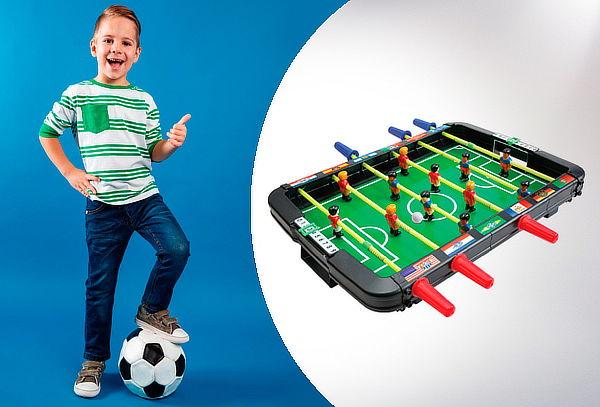 Mini Taca Taca Juego De Mesa Niños Fútbol