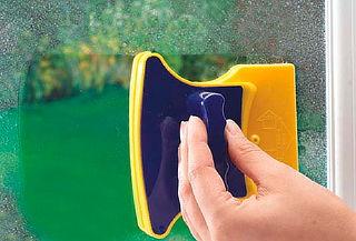 Limpia Vidrios Magnético