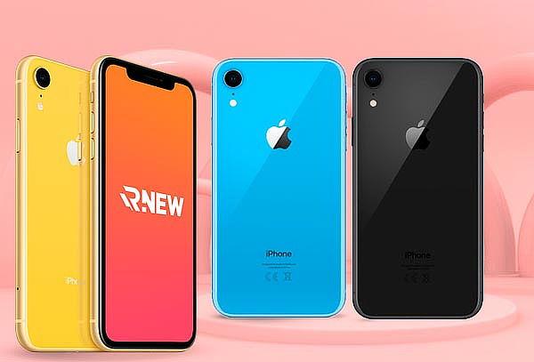 iPhone XR de 64GB Coral o Azul