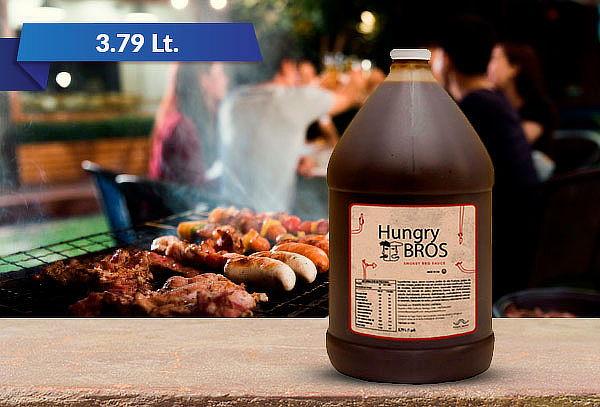 Salsa smokey Barbecue 3.79 Lt.