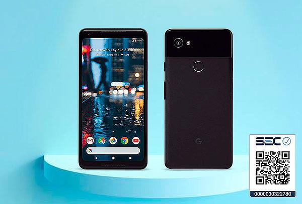 Google Pixel 2 XL de 64gb Negro