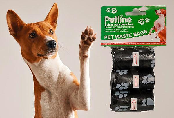 Pack Bolsitas para desechos de mascotas a elección