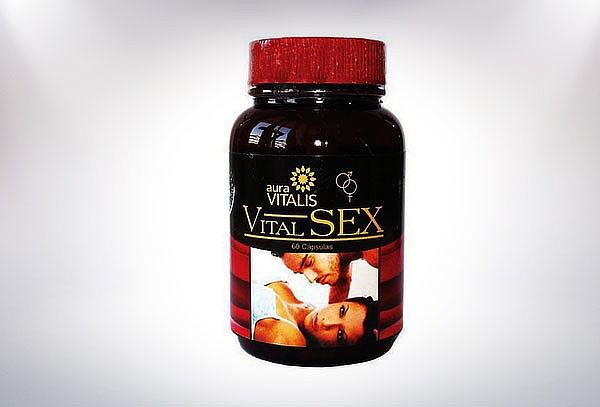 VitalSex Aura Vitalis 60 Caps