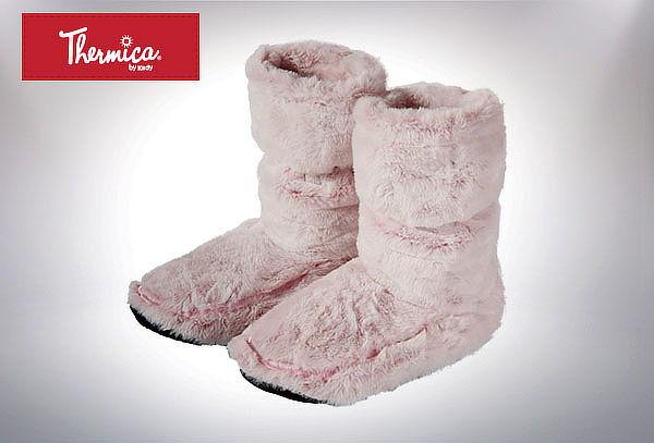 Pantuflas Calienta Pies Thermica Modelos a elección