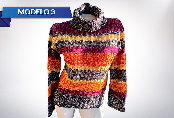 Sweater de lana