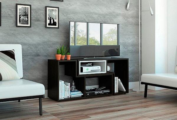 Rack de TV40 extensible TuHome modelo Beijing