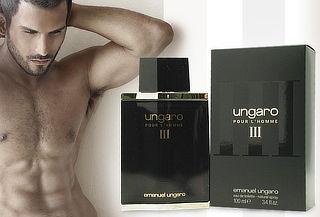 Perfume Emanuel Ungaro Homme III 100 ml Hombre
