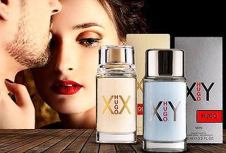 Elige! Perfume Hugo Boss XX o XY Capacidad 100 ml