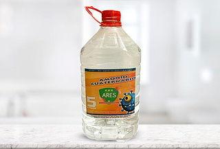 Amonio cuaternario Ares 5 Litros