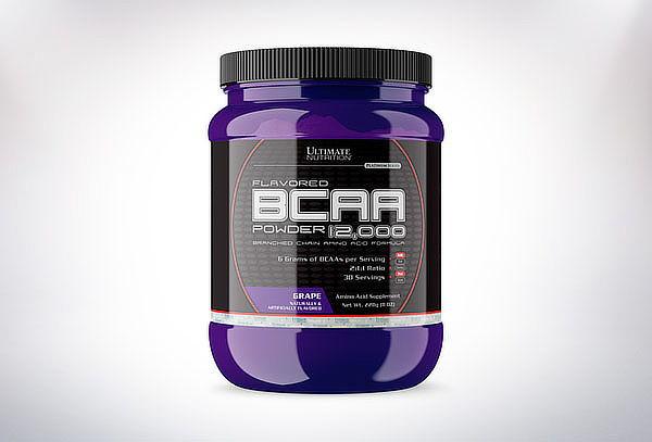Aumenta tu resistencia!  BCAA 12.000 Ultimate Powder
