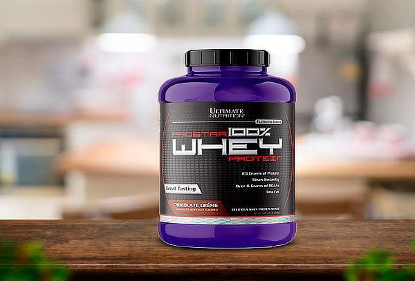 ProStar 100% Whey Protein 5 lbs
