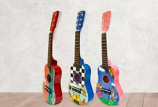 "Guitarra para niños de 25"" Scorpion a elección"