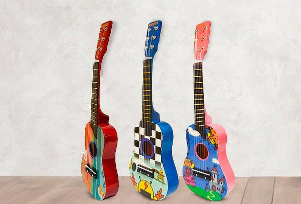 Guitarra para niños de 25