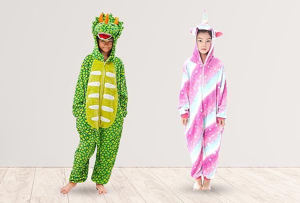 Pijama enterito Animal Niño
