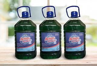 15 Lts Detergente Action Gel Activo