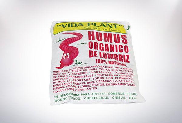 Humus de Lombriz Orgánico