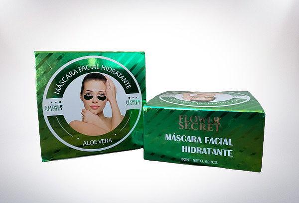 Mascarilla Facial Hidratante Flower Secret