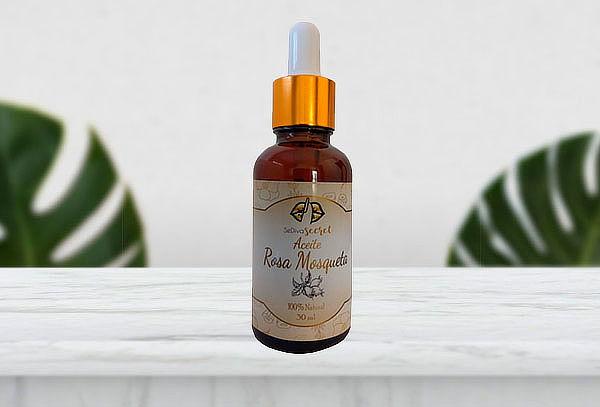 Aceite Facial Rosa Mosqueta 100% Natural