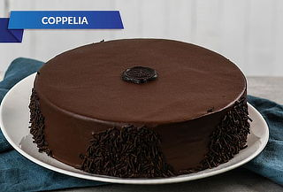 Torta Artesanal Coppelia, Sabor a Elección. Retiro en Local