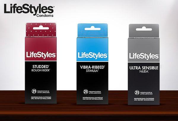 21 preservativos LifeStyles Clásicos a elección