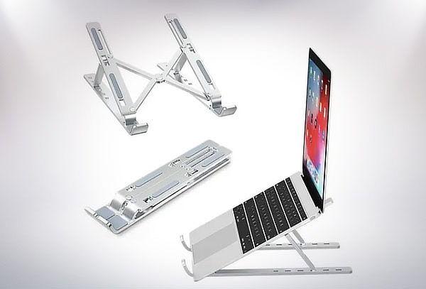 Soporte Portátil De Aluminio