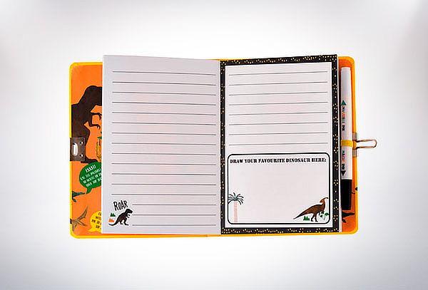Diario de Vida Ultra Secreto Dinosaurios