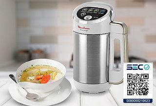 ¡Al Instante!Cremas, Sopas y Compotas con Easy Soup Moulinex