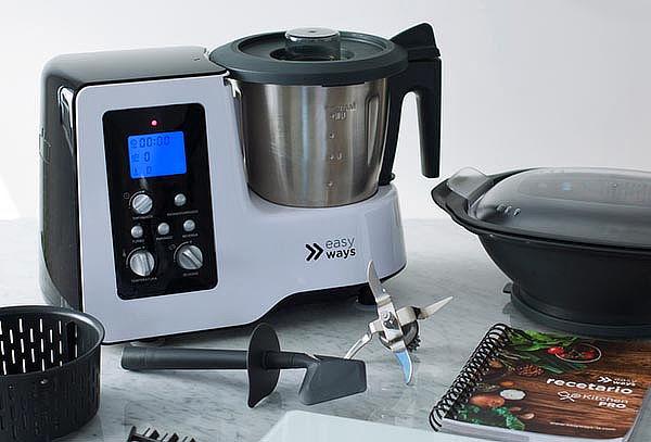 Robot de Cocina Kitchen Pro Easy Ways