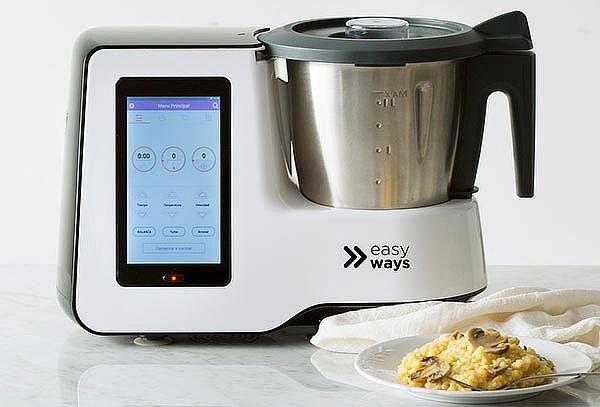 Robot de Cocina Kitchen Connect Easy Ways