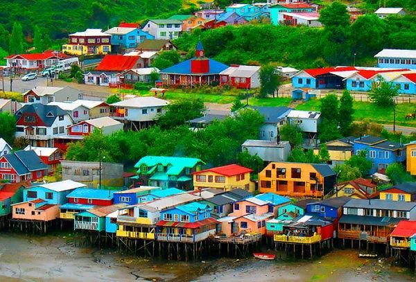 ¡Chiloé en BUS! Salida 29 Oct. Feriado 1ro Noviembre
