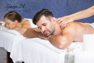 Masaje para 2 en Cuerpo Completo + Limpieza Facial + Regalo