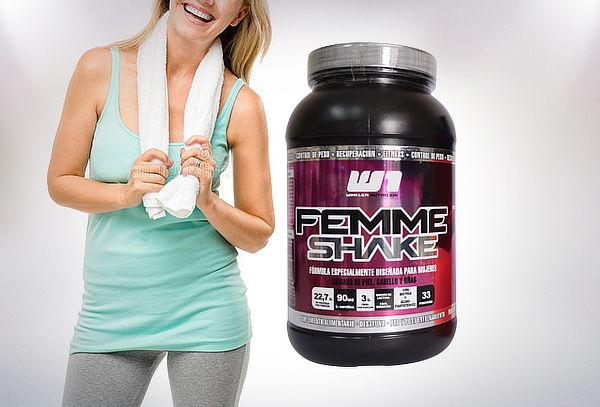 Proteína Femme Shake 1 Kg