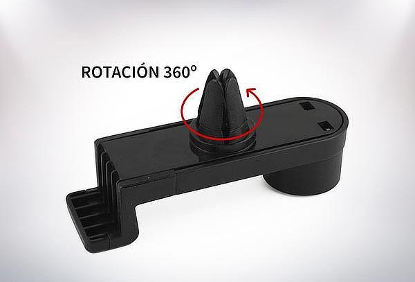 Soporte Para Celular Ventilación Automóvil