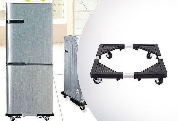 Base Multiuso Ruedas Refrigerador Lavadora Cocina