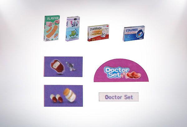 Set Doctor Medico Juguete Didáctico Niños 34 Pcs