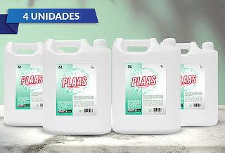 Pack 20 Lts Cloro Hogar PLAAS