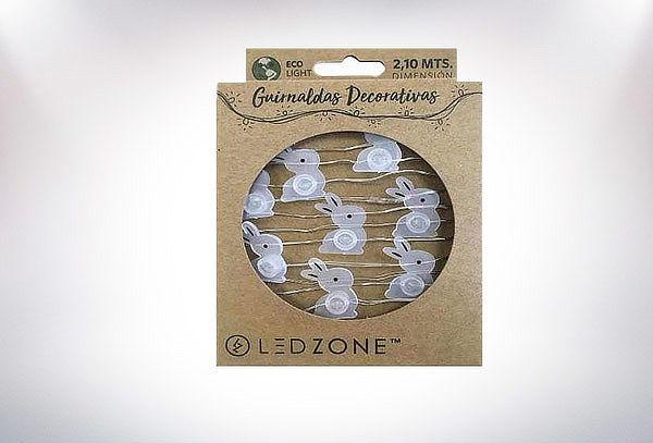 Guirnalda Fina Ledzone 20 Luces Led 2,1 Mts