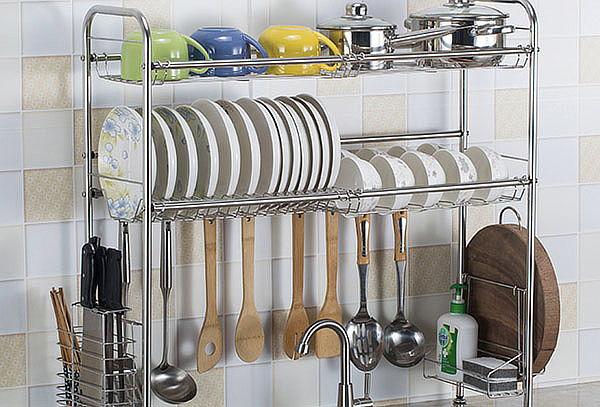 lujo en tu cocina secador de platos 90 cm