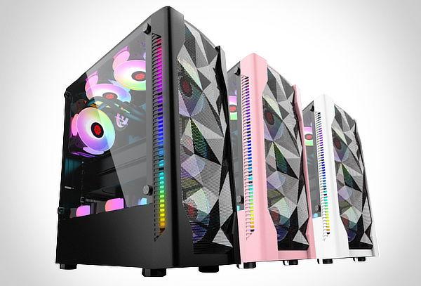 Gabinete Gamer Phantom color a elección