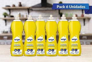 ¡Super Pack! Pack 6 botellas Lavalozas Wyn 750ml
