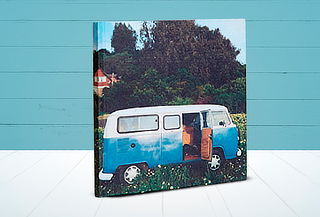 Photobook Revista Cuadrada 30x30 de 60 Páginas