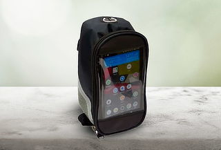 Bolso Touch de Smartphone hasta 5.5 pulgadas para Bicicleta