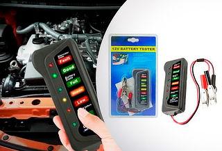 Tester para Bateria 12V para Auto o Moto