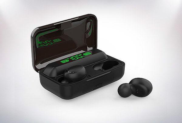 Audífonos Bluetooth con Cargador Magnético