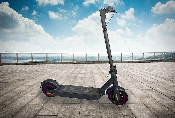 Scooter 2da generación color Gris