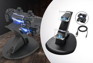 Cargador de Joystick PS4