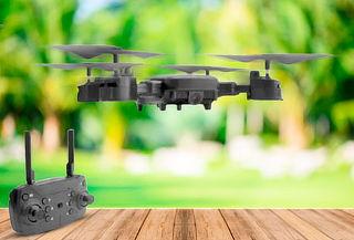 Drone Recargable G2 Con Camara, Wi-fi y Estuche