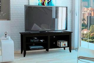Rack Essential TV65, Color Wengue Tuhome