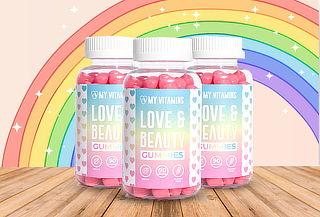 Love my Vitamins   Love & Beauty